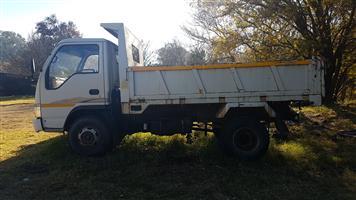 3 Ton Tipper Truck