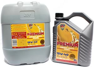 High Quality Engine Oil – 15W40   API: CI-4/SL