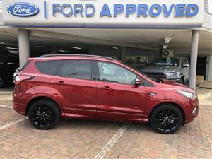 2018 Ford Kuga KUGA 2.0 ECOBOOST ST AWD A/T