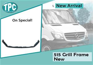 Mercedes Benz Sprinter 515 Grill Frame New For Sale at TPC