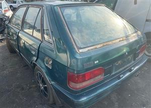 Mazda 323 1.3 #B3 Stripping for spares