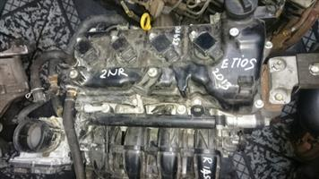TOYOTA 2NR ENGINE FOR SALE