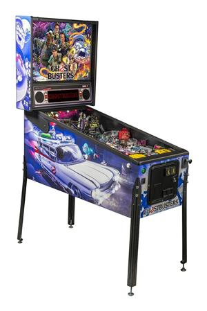 Ghostbusters Premium Pinball Machine by Stern Pinball
