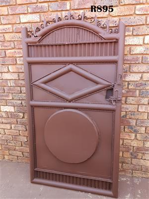 Classic Steel Door - Heavy Duty (1045x70x1925)