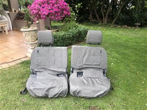 Toyota Land Cruiser VX 100 series 3rd row seats for sale
