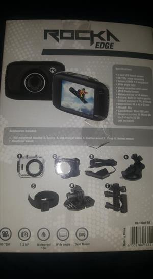 Rock edge camera for sale