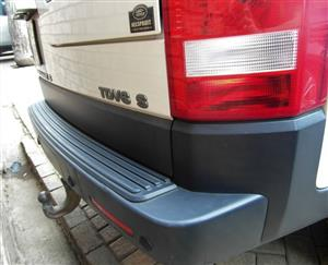 Land Rover Discovery 3 Rear Bumper for sale | AUTO EZI
