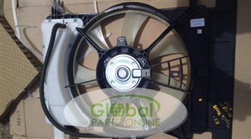 Toyota Yaris Radiator Fan