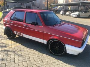 1989 VW Golf 2.0 Comfortline