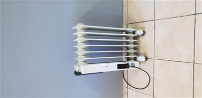 Duracraft 6 fin heater