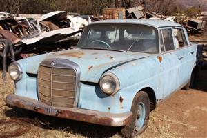 1952 MERCEDES 190