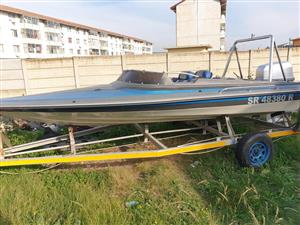 Speed boat for sale or swop
