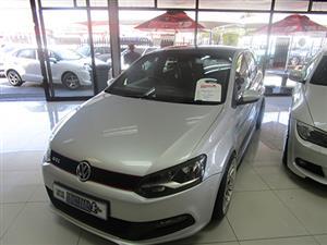 2014 VW Polo GTI