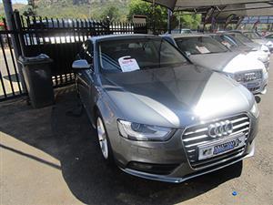 2013 Audi A4 1.8T