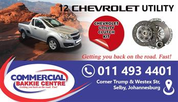 chev utility 1.4 clutch kit