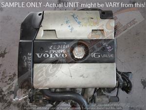 VOLVO S40 -B4204S 2.0L EFI 16V Engine