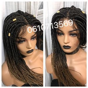 Wig making services