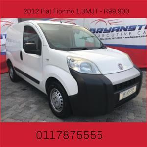 2012 Fiat Fiorino 1.3 Multijet