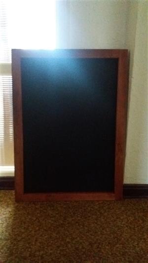 Chalkboard for sale R250