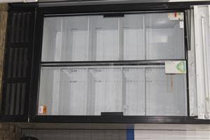 Display double door fridge S036526A #Rosettenvillepawnshop