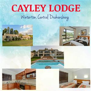 Cayley Lodge (13 - 16 July ~ School Holiday Weekend)