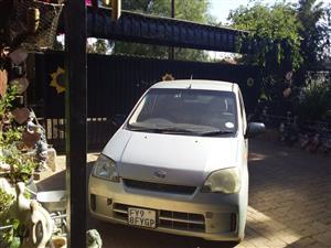 2001 Daihatsu Charade 1.0 Celeb