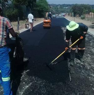Tar Surfacing,asphalt paving