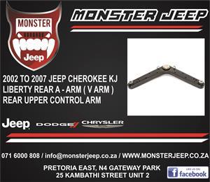 Jeep Cherokee Liberty KJ Rear A Arm ( V Arm )