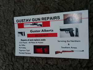 All airgun repairs new and old