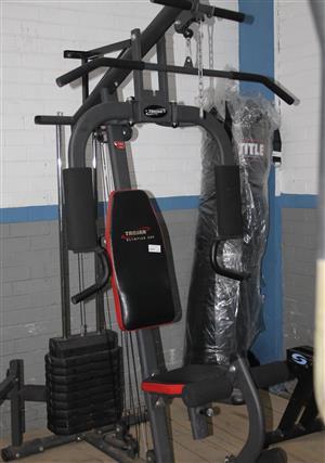 Trojan olympaid gym 300 S031607A #Rosettenvillepawnshop