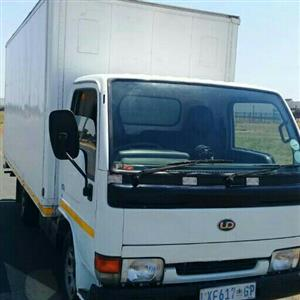 removals truck for all