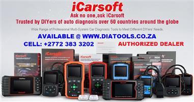 Auto Diagnostic Tools: ICarSoft  the most comprehensive auto diagnostic product line