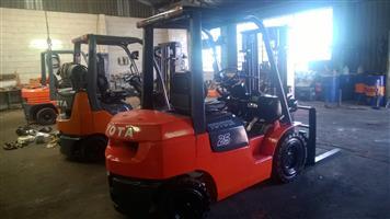 Toyota Forklift 7FG1.8 ton
