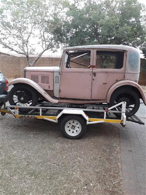 1934 Austin Healey