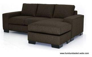 Stylish Melrose L shape couch for sale