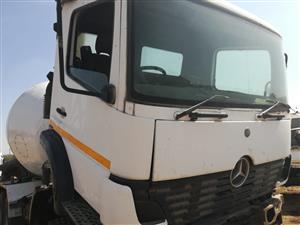 Mercedes Benz Atego 2628 6 cube Concrete Mixer!