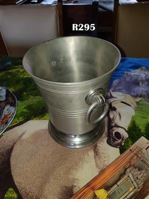 Classic Aliminium Ice Bucket