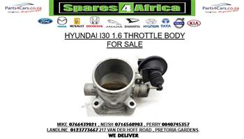 HYUNDAI I30 1.6 USED THROTTLE BODY