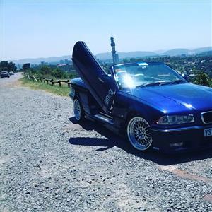 1996 BMW 3 Series 328i M Sport