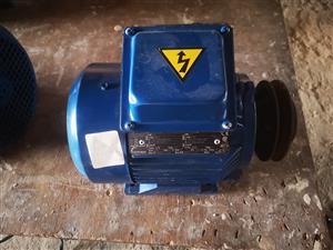 alpak industrial motor