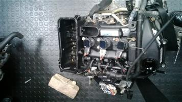 TOYOTA YARIS 1.3 1KR ENGINE