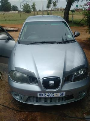 2007 Seat Ibiza 1.9TDI FR 5 door