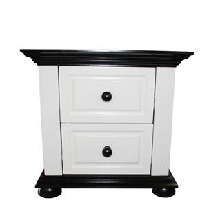 BEDSIDE SUBURBAN 2 DRAW PEDESTAL FOR ONLY R1 499