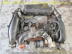 CITROEN -10FJBC -1.6 TURBO EFI 16V Engine -PEUGOET 308