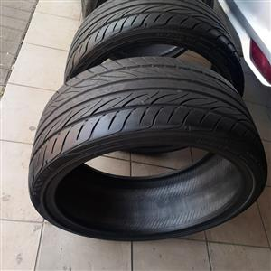 225/35/19 Yokohama Tyres for Sale