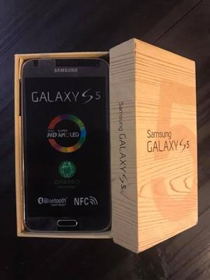 New Samsung Galaxy S5 for sale