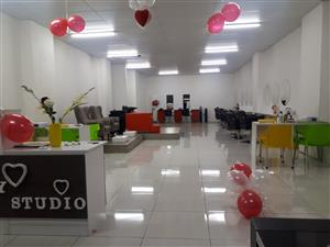 Rent a chair for professional Hair Stylist, Barber, Nail Technician and Beauty therapist  @ Monthe Beauty Studio