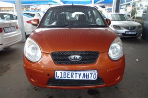 2009 Kia Picanto 1.1 Striker
