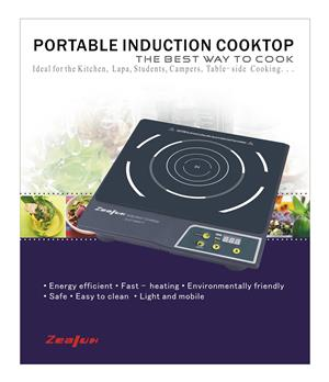 Fathers Day special - Save up to 70% on electricty while cooking faster with Zealux induciton cooker hob- FREE Delivery