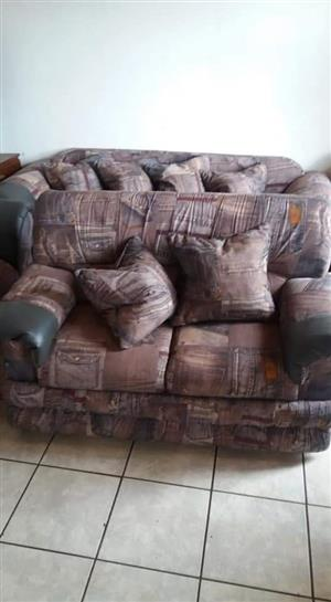 Denim look Lounge set